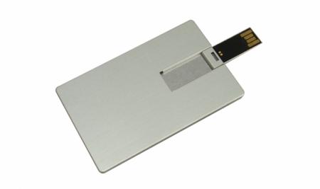card-usb-metallo